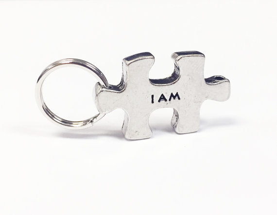 """I AM"" Puzzle Pieces - Whitney Howard Designs"