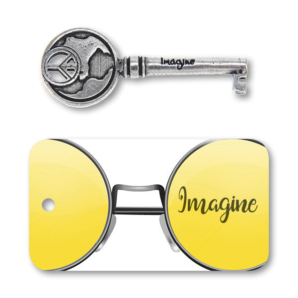 Imagine Key - Whitney Howard Designs