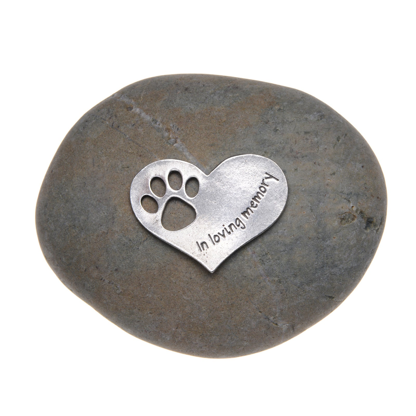 Always in My Heart - Pet Memorial Heart
