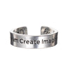 InspireRings - Dream, Create, Imagine - Whitney Howard Designs