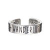 InspireRings - Wanderlust - Whitney Howard Designs