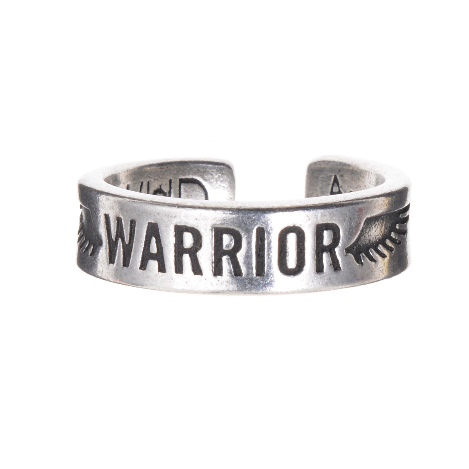 InspireRings - Warrior - Whitney Howard Designs