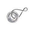 Blessing Ring Keyring - Whitney Howard Designs