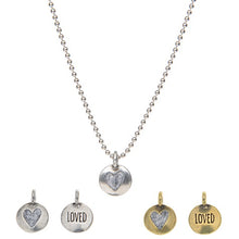 Loved - Hearts of Gold Necklace - Whitney Howard Designs