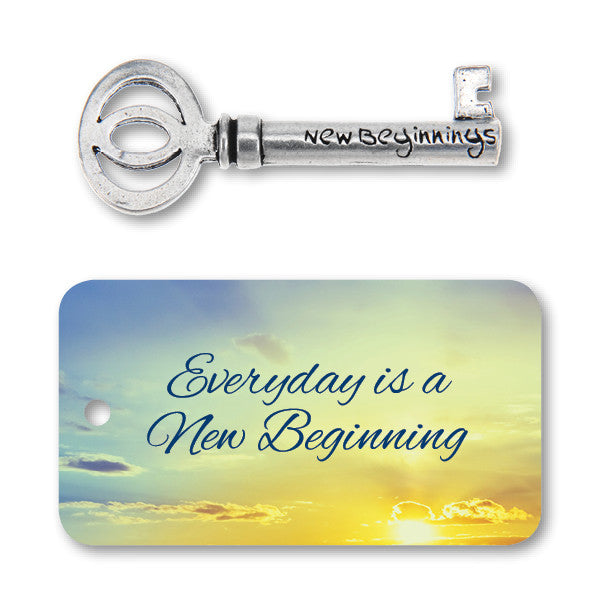 New Beginnings Key - Whitney Howard Designs
