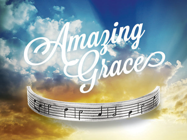 Amazing Grace Quotable Cuff Bracelet - Whitney Howard Designs