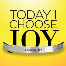 Choose Joy Quotable Cuff - Whitney Howard Designs