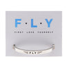FLY (inside - First Love Yourself) Quotable Cuff