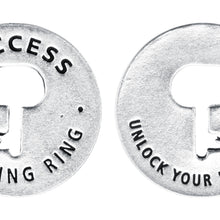 Success Blessing Ring (on back - unlock your potential) - Whitney Howard Designs