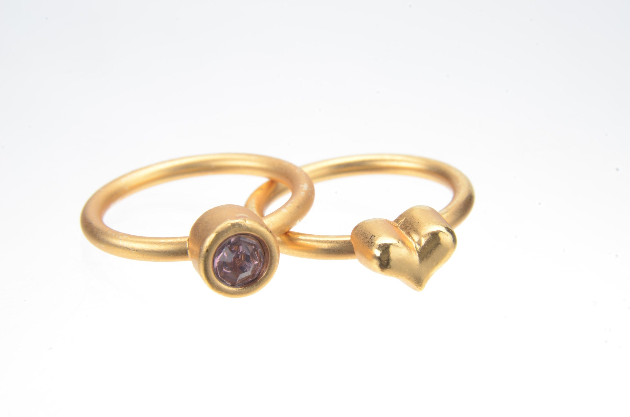 June Alexandrite Birthstone Ring Set - Whitney Howard Designs