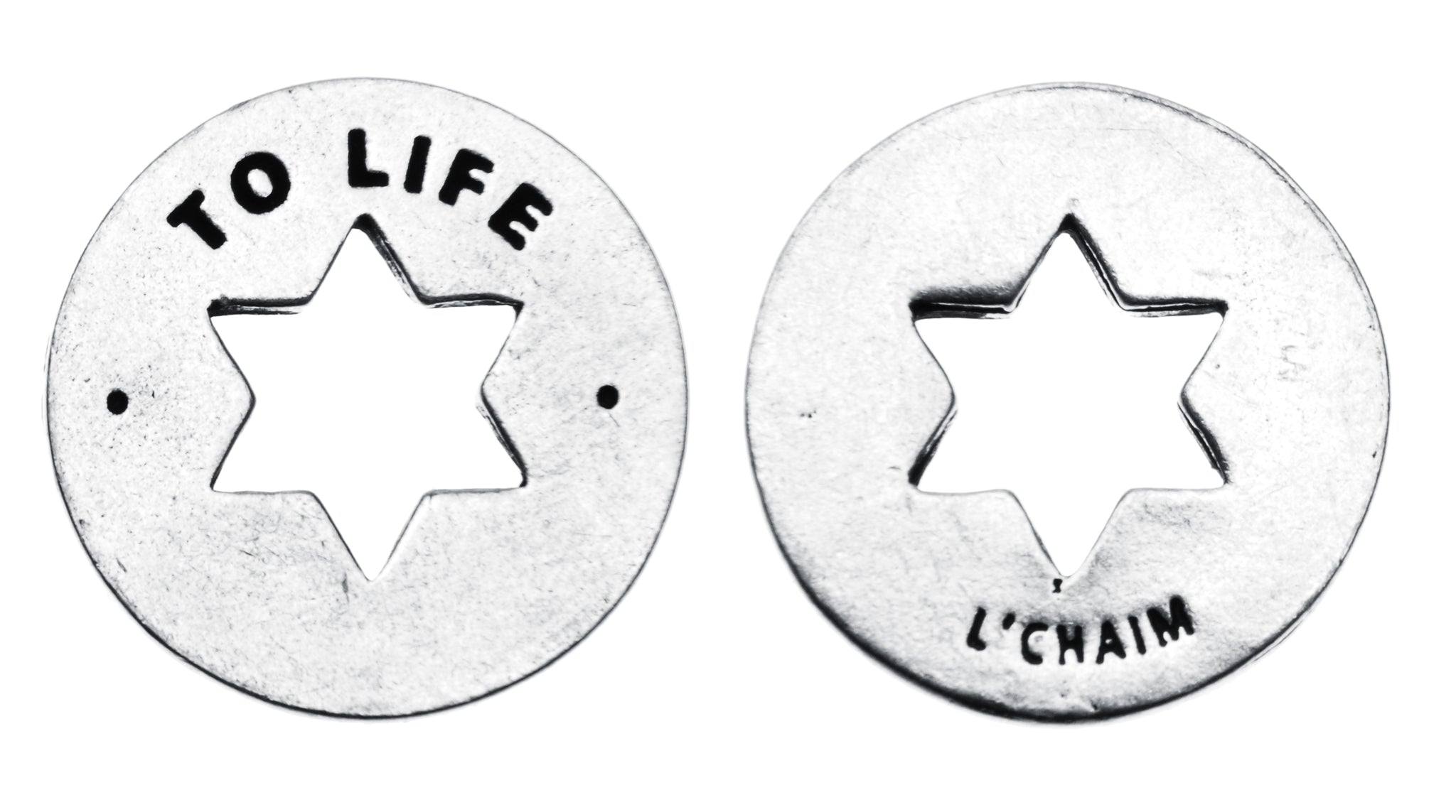 To Life Blessing Ring On Back Lchaim Whitney Howard Designs
