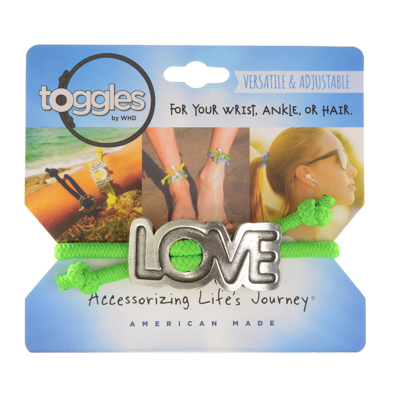 Love TOGGLE - Whitney Howard Designs