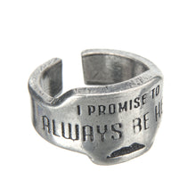 Always Be Here Promise Ring