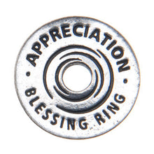 Appreciation Blessing Ring (on back - for who you are and what you do) - Whitney Howard Designs