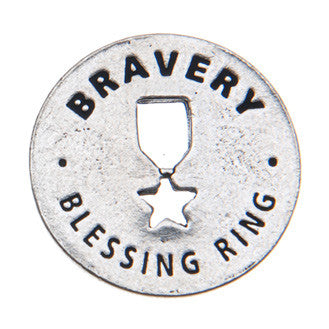 Bravery Blessing Ring - Whitney Howard Designs