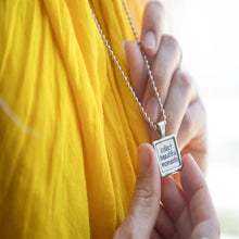 Collect Beautiful Moments Necklace