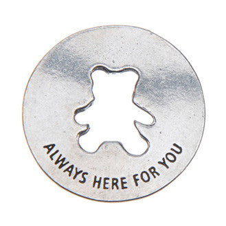 Comfort Blessing Ring (on back - always here for you) - Whitney Howard Designs