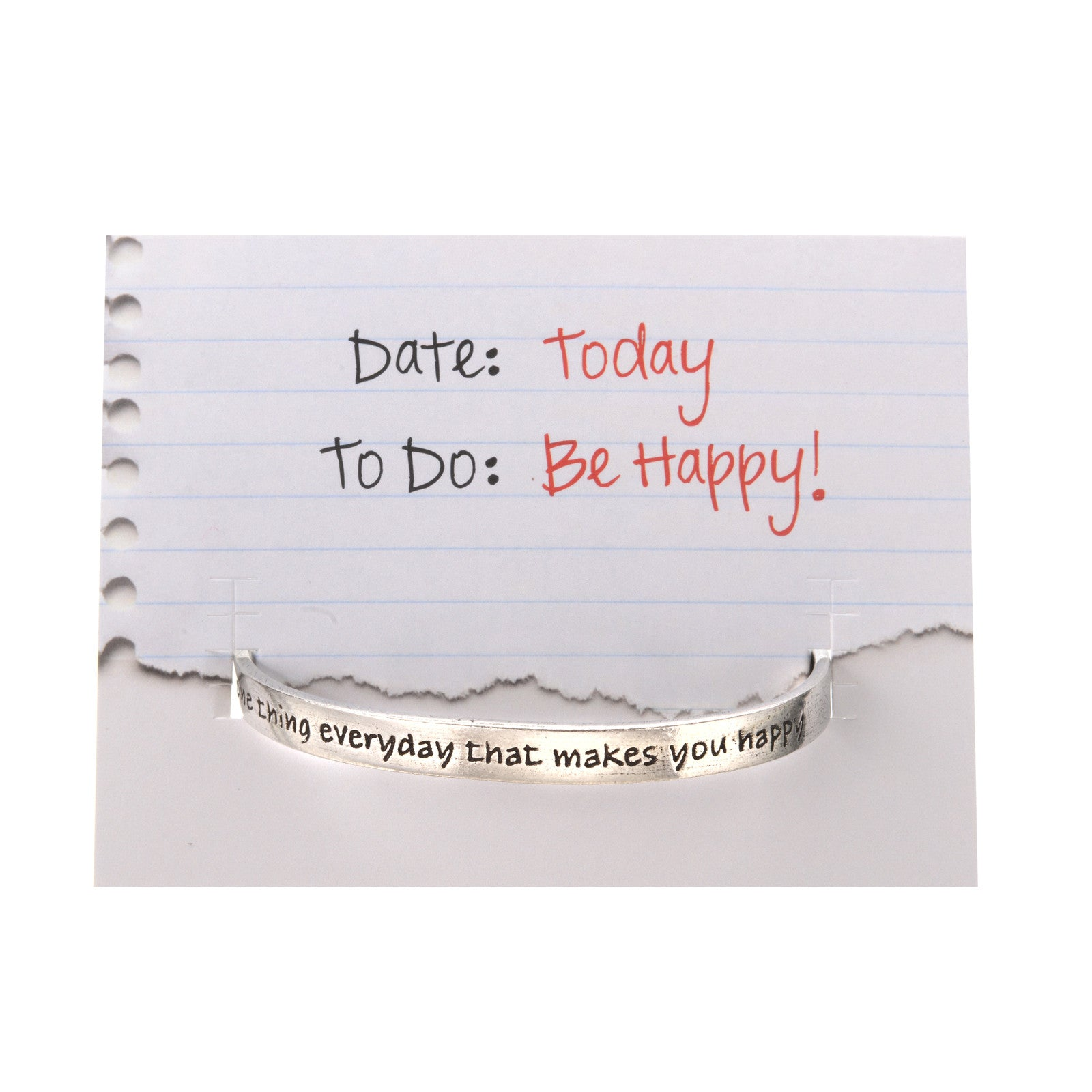 Do One Thing Quotable Cuff Bracelet - Whitney Howard Designs