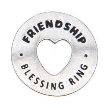 Friendship Blessing Ring (on back - friends forever!) - Whitney Howard Designs