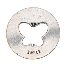 Happiness Blessing Ring (on back - smile) - Whitney Howard Designs