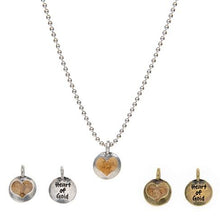 Heart of Gold - Hearts of Gold Necklace