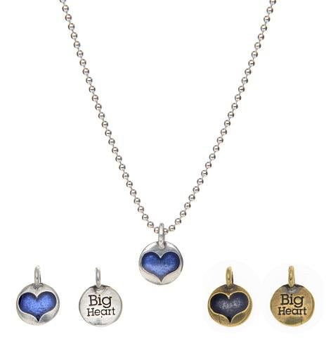 Big Heart - Hearts of Gold Necklace