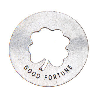 Luck Blessing Ring (on back - good fortune) - Whitney Howard Designs