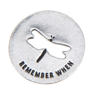 Memories Blessing Ring (on back - remember when) - Whitney Howard Designs