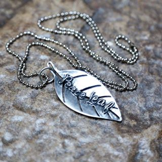 Peace Leaf - Whitney Howard Designs