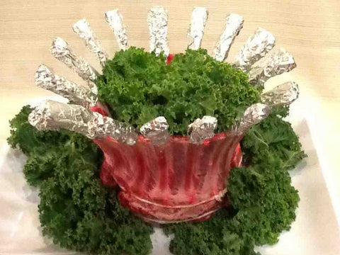 Crown Rack Of Lamb
