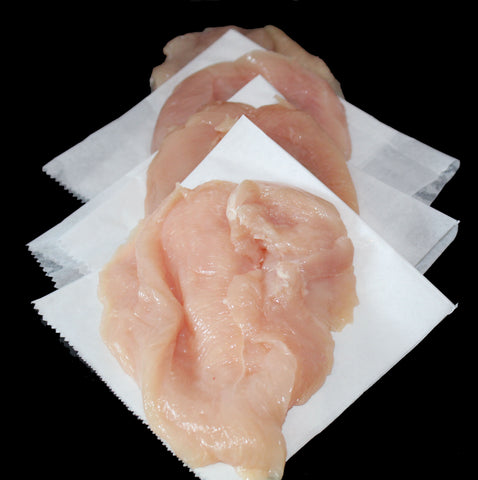 Chicken Cutlet Sliced Thin