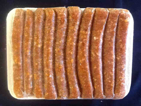 Spicy Veal Sausage