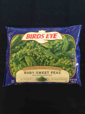 Birds Eye Baby Sweet Garden Peas