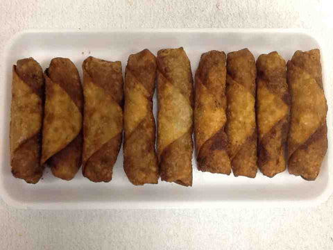Fried Pastrami Egg Rolls