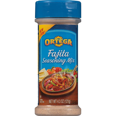 Ortega Fajita Seasoning