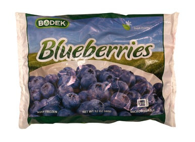 Bodek Blueberries