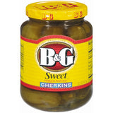 B&G Sweet Gherkins
