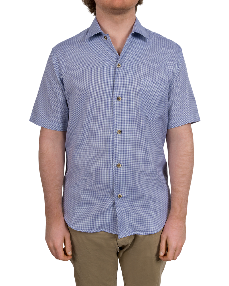 Triangle Palm Short Sleeve Shirt