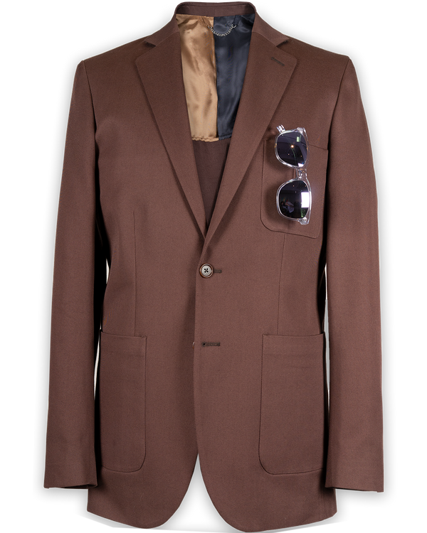 Robert SB Walnut Brown Jacket