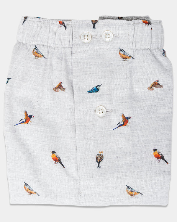 Ornithology Boxer Shorts