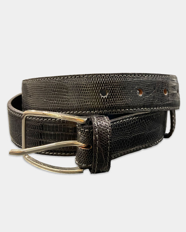 Grey Lizard Belt strap