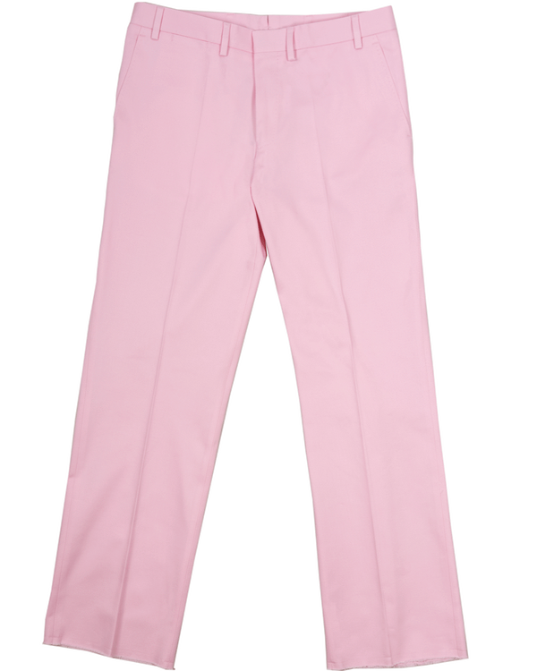 Cropped Peachy Pink Pant