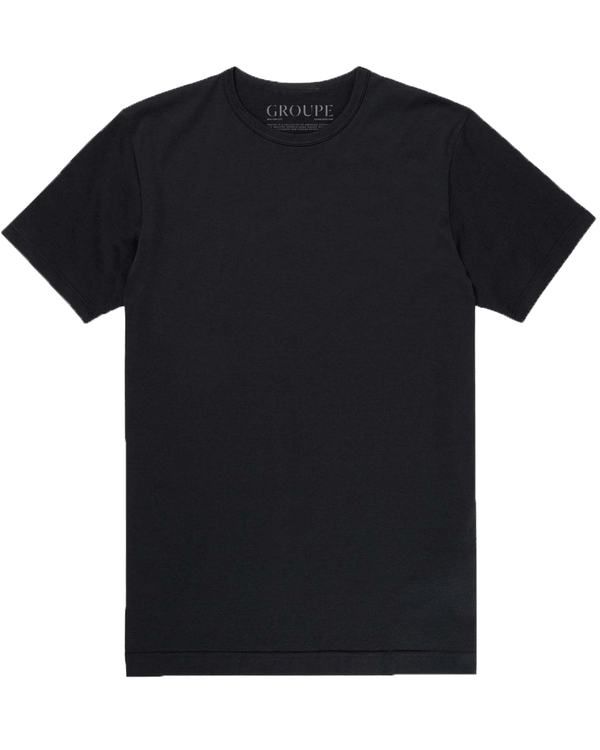 Groupe Basics Black Tee Shirt