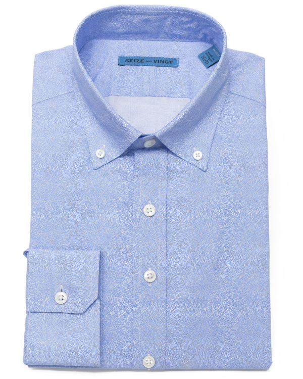 Ageratum Shirt - groupe-nyc