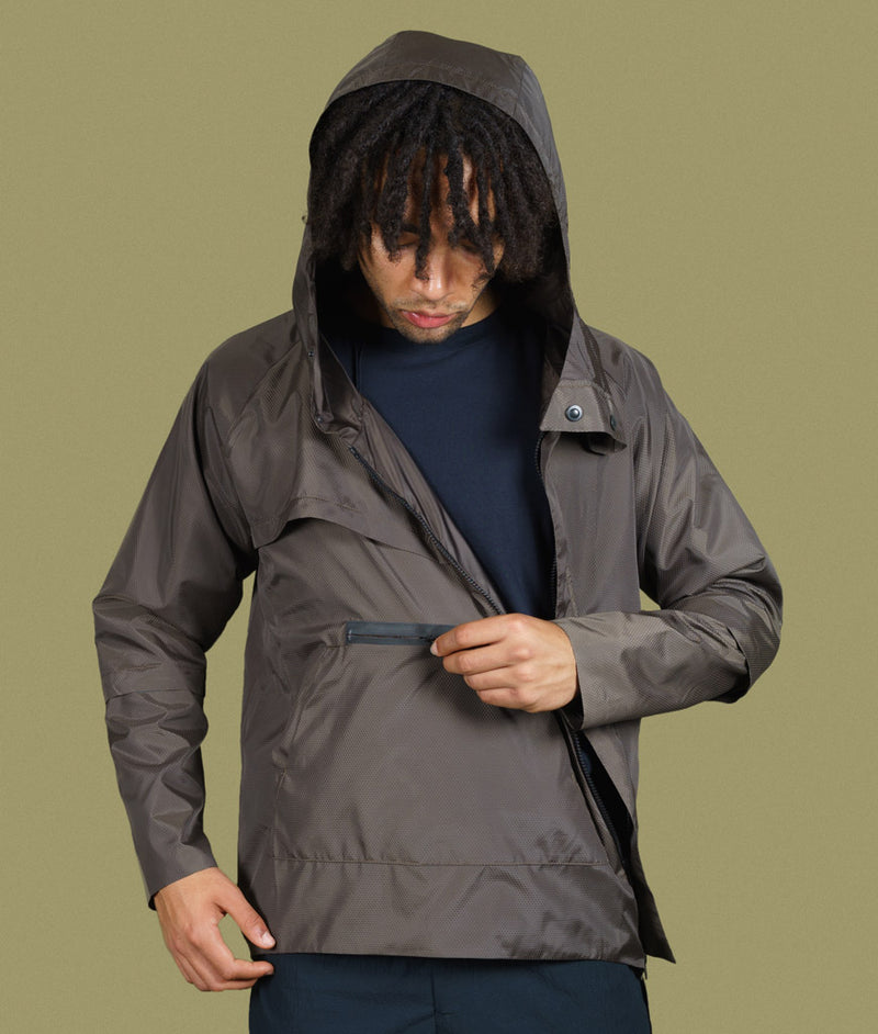 Brown Otomo Jacket