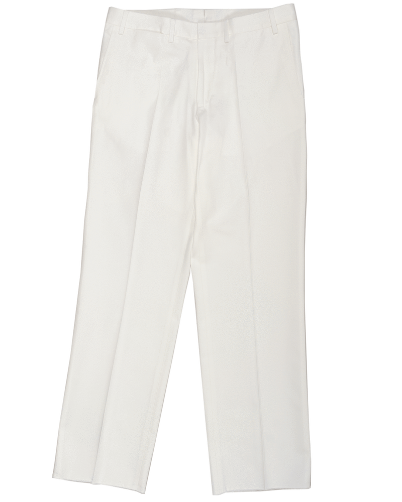 Cropped Snow White Pant