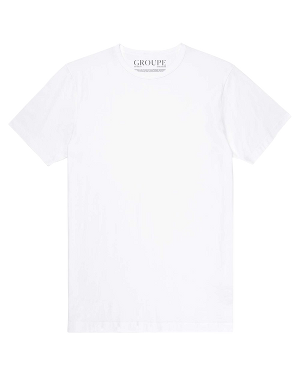 Groupe Basics White Tee Shirt