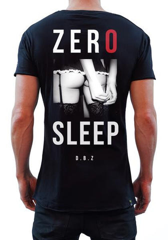 Zero Sleep Tee - New