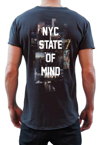 NYC State of Mind Tee - New