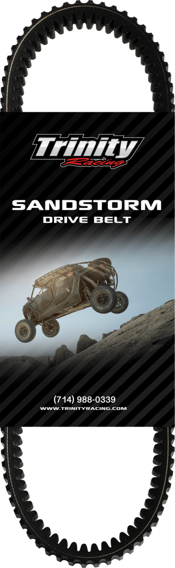 Trinity Racing Belt - Can Am X3 SANDSTORM